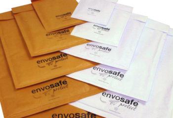 Bubble mailer bags